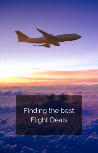 How to find cheap flight deals