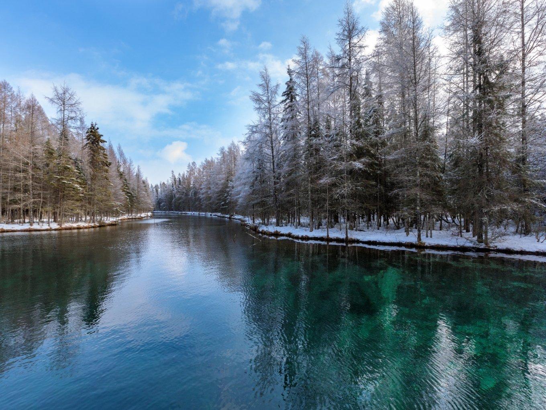 Kitch-iti-kipi | Upper Peninsula of Michigan