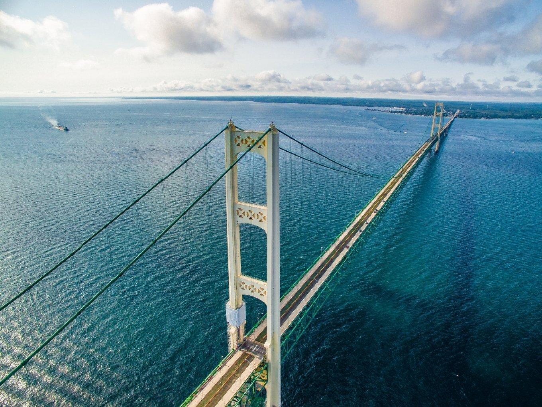 Mackinac Bridge | Upper Peninsula of Michigan
