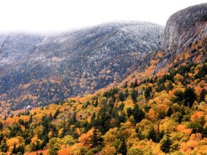Old Man of the Mountain Franconia Notch State Park