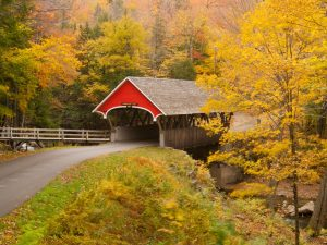 Planning Your Trip To The Franconia Notch State Park