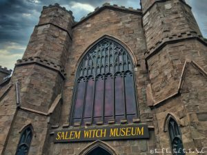 Salem Witchy Attractions