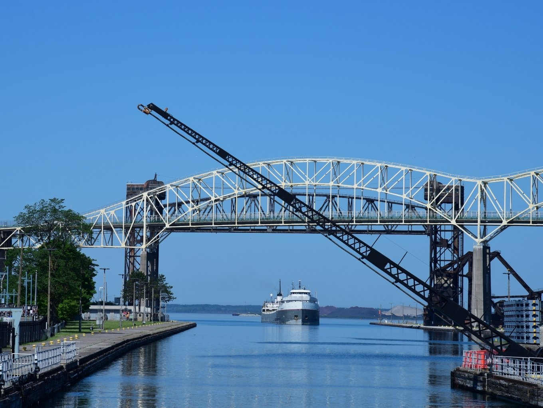 Soo Locks | Upper Peninsula of Michigan